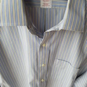 Brooks Brothers Dress Shirt 17 33